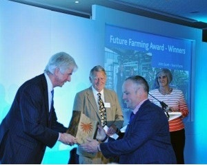 future farming award presentation